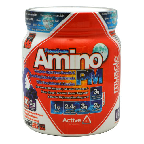 Muscle Elements Muscle Elements Amino PM