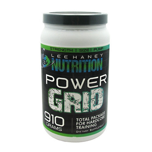 Lee Haney Nutrition Power Grid