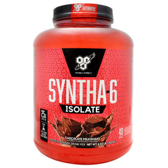 BSN Syntha-6 Isolate - Chocolate Milkshake - 48 Servings - 834266076208