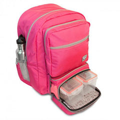 Fitmark Transporter Backpack - Pink - 1 ea - 851025004548
