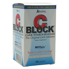Absolute Nutrition C Block - 90 Caplets - 708235088465