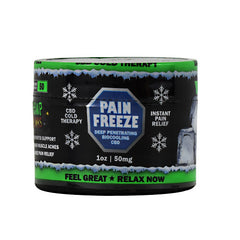 Hemp Bombs Pain Freeze - 50 mg - 758763246608