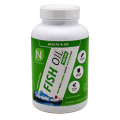 Nutrakey Fish Oils - 90 Softgels - 851090006591
