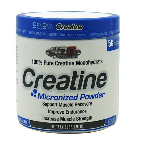 4 Dimension Nutrition Creatine Micronized Powder - Unflavored - 60 Servings - 856036003160