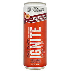 Kill Cliff Ignite - Fruit Punch - 12 ea - 10896743002961