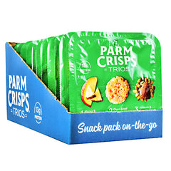 Thats How We Roll ParmCrisps Trios - Tropical - 12 ea - 30893222000351