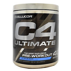 Cellucor iD Series C4 Ultimate - Icy Blue Razz - 40 Servings - 810390029846