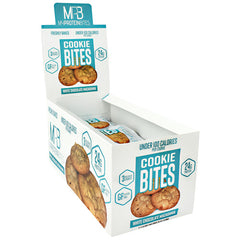 My Protein Bites Cookie Bites - White Chocolate Macadamia - 8 ea - 855597007341