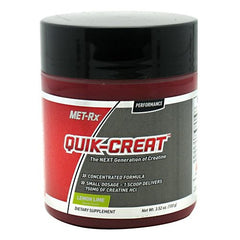 MET-Rx Quik-Creat - Lemon Lime - 100 g - 786560532334
