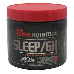 Prime Nutrition Performance Series Sleep/GH - Fruit Punch - 30 Servings - 689466706079
