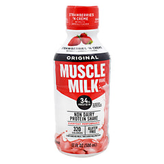 CytoSport Original Muscle Milk RTD - Strawberries N Creme - 17 fl oz - 876063000246