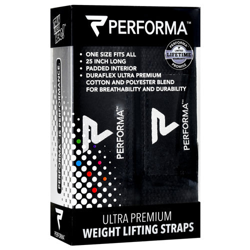 Perfectshaker Weight Lifting Straps