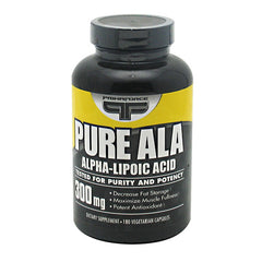 Primaforce Pure ALA - 180 capsules - 180 Servings - 811445020351
