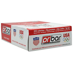 PR Nutrition PR Bar - Yogurt Berry - 12 Bars - 859514002297