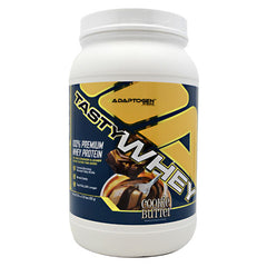 Adaptogen Science Performance Series Tasty Whey - Cookie Butter - 2 lb - 869348000260