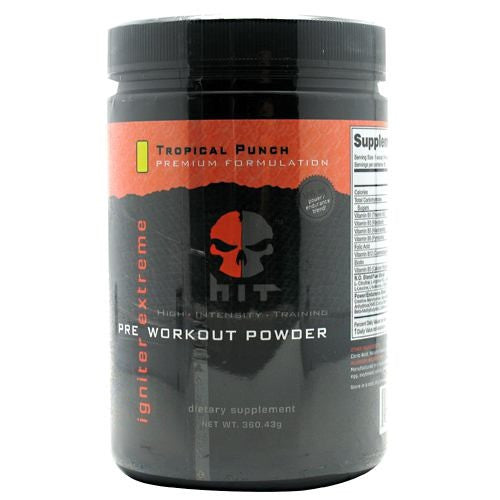 HiT Supplements Igniter Extreme