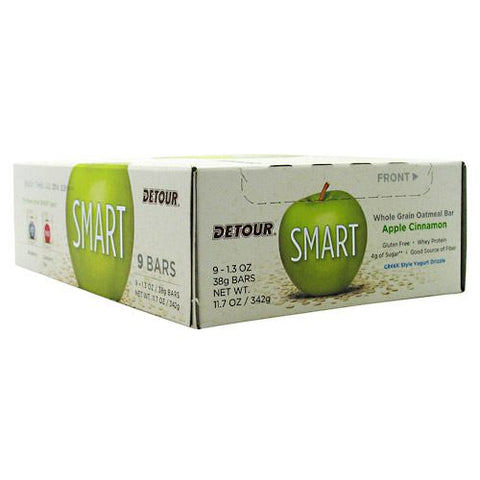 Detour Detour Detour Smart - Apple Cinnamon - 1 Bars - 733913009616