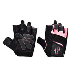 Spinto Fitness Womens Heavylift Glove - Pink, S -   - 636655966134