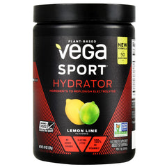 Vega Sport Hydrator - Lemon Lime - 50 Servings - 838766007540