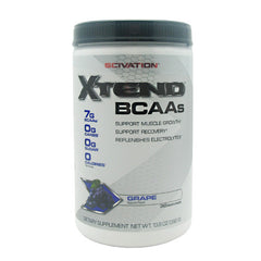 Scivation Xtend - Grape Escape - 30 Servings - 181030000175