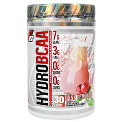 Pro Supps HydroBCAA - Pink Lemonade - 30 Servings - 818253026360
