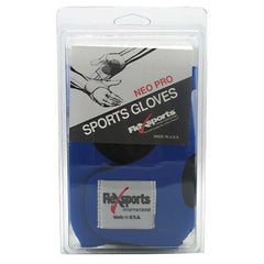 Flexsports International Neo Pro Sports Gloves Blue - Small -   -