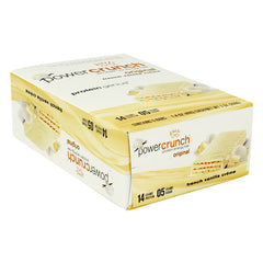 Power Crunch Power Crunch - French Vanilla Creme - 5 Bars - 644225730016