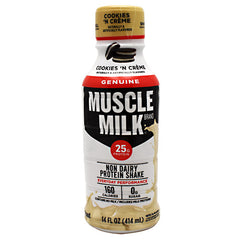 Cytosport Genuine Muscle Milk RTD - Cookies N Creme - 12 Servings - 876063002240