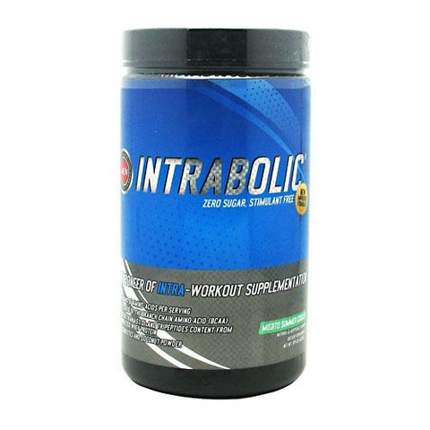 Athletic Edge Nutrition IntrAbolic - Mojito Summer Cooler - 30 Servings - 793573813091