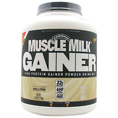 Cytosport Muscle Milk Gainer - Vanilla Creme - 5 lb - 660726500019