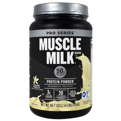 Cytosport Pro Series Muscle Milk - Intense Vanilla - 2.54 lb - 660726534106