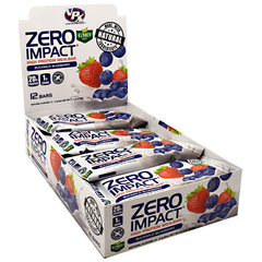 VPX Zero Impact Bar - Buckwild Blueberry - 12 Bars - 610764015136