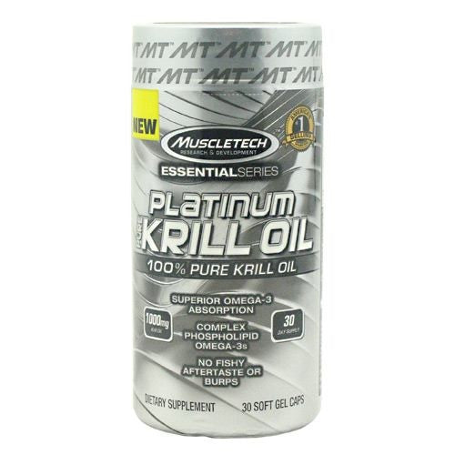 MuscleTech Essential Series ES Krill Oil