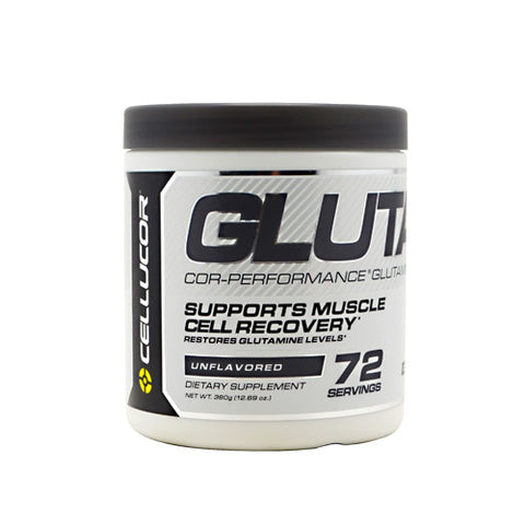 Cellucor COR-Performance Series Glutamine - Unflavored - 72 Servings - 810390025817