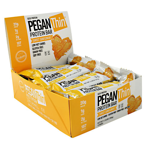 Julian Bakery Pegan Thin Protein Bar