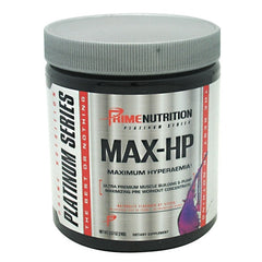 Prime Nutrition Platinum Series Max-HP - Raspberry - 8.57 oz - 642125502566