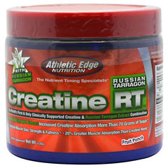 Athletic Edge Nutrition Creatine RT - Fruit Punch - 20 Servings - 094922044686