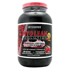 Myogenix Myo Lean Evolution - Strawberry - 2.31 lb - 680269639045