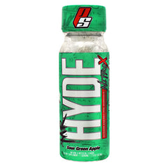 Pro Supps Mr. Hyde Nitro X RTG - Sour Green Apple - 12 Bottles - 10818253022062