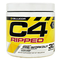 Cellucor iD Series C4 Ripped - Ultra Frost - 30 Servings - 842595107975