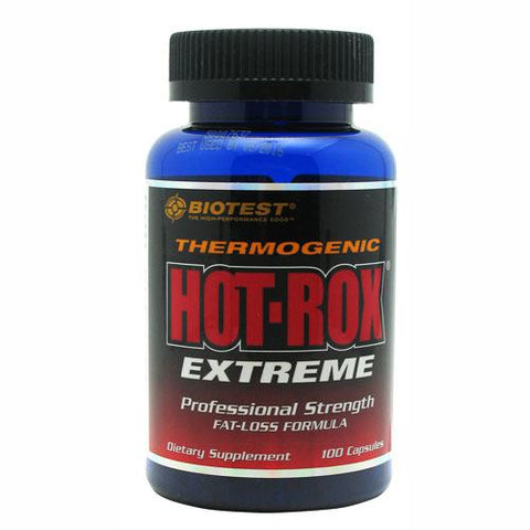Biotest Laboratories Hot-Rox Extreme - 100 Capsules - 648930002628