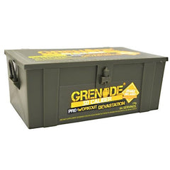 Grenade USA Grenade .50 Caliber - Orange Onslaught - 64 Servings - 847534000157