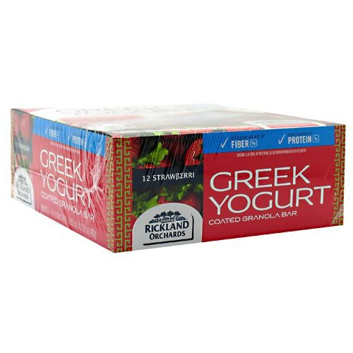 Rickland Orchards Greek Yogurt Bar