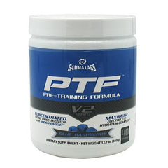 Gamma Labs PTF - Blue Raspberry - 40 Servings - 696859109966