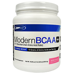 USP Labs Modern BCAA+ - Berry Burst - 30 Servings - 094922019073