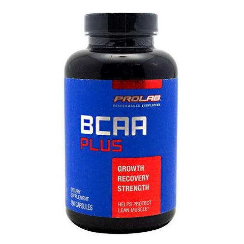 Prolab BCAA Plus - 180 Capsules - 750902202100
