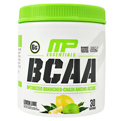 MusclePharm Essentials BCAA Essentials - Lemon Lime - 30 Servings - 856737003858