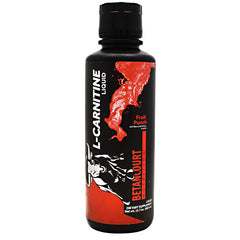 Betancourt Nutrition L-Carnitine Liquid - Fruit Punch - 15.7 oz - 857487003518