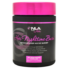 NLA For Her Her Nighttime Burn - 60 Capsules - 717410536042