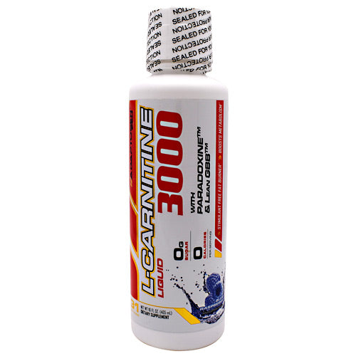 Adaptogen Science Liquid L-Carnitine 3000